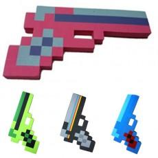 Пиксельный пистолет