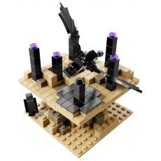 Конструктор (Лего майнкрафт) Дракон