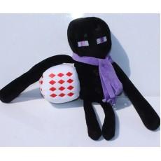 Эндермен странник края в шарфе