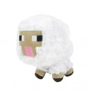 Белая овечка 15 см